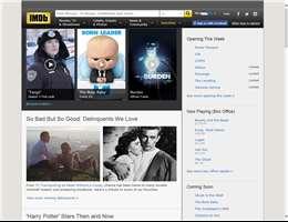 IMDb电影电视名人网